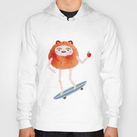 forever young Hoodies featuring Forever young by Tania Orozco
