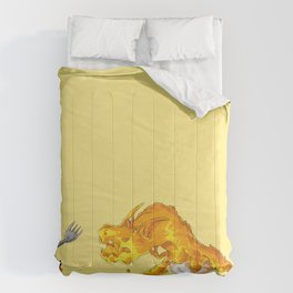 Malicious Mac and Cheese Comforters