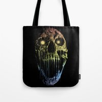 soul eater Tote Bags featuring Soul Eater by Doyle See
