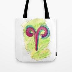 Aries Flow Tote Bag