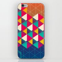 scales iPhone & iPod Skins featuring Scales  by sixsixtysix