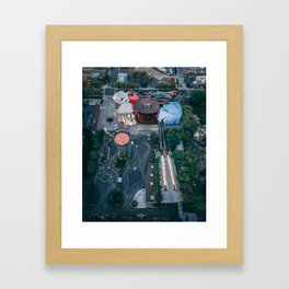 EMP / MoPop Framed Art Print