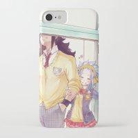 boyfriend iPhone & iPod Cases featuring Tall Boyfriend by RBOZ
