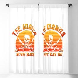 The Goonies Blackout Curtain