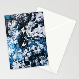 Abstract #2 - Vivid  Stationery Cards