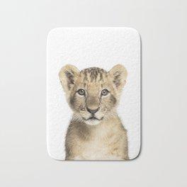 lion cub Bath Mat