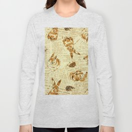 Baby Animals Long Sleeve T-shirt