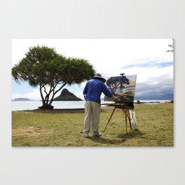 PAINTER Canvas Print