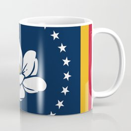 New flag of mississippi Coffee Mug