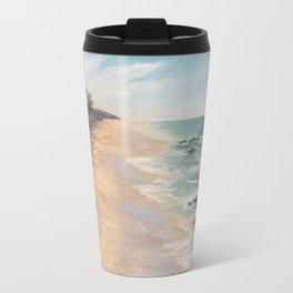 At high tide Travel Mug