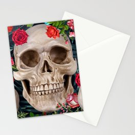 tropical scary  Stationery Cards