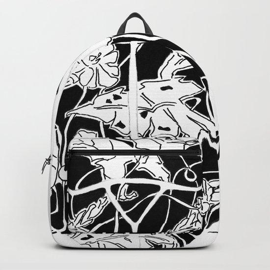 Ornamental beetle Backpack