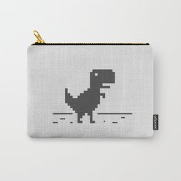 Google Chrome's Dino Carry-All Pouch