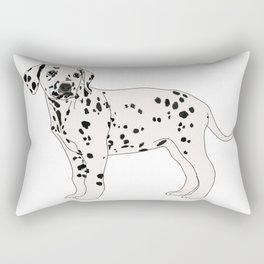 Dalmation Rectangular Pillow