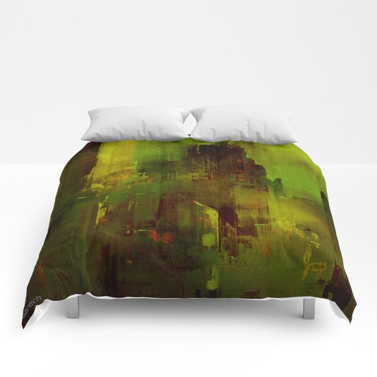 The green city Comforters