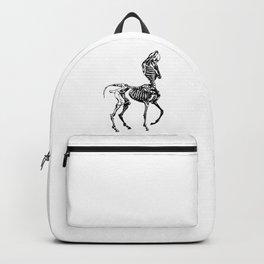 Centaur Skeleton Backpack
