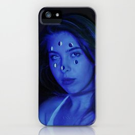 Young Gods: Artemis iPhone Case