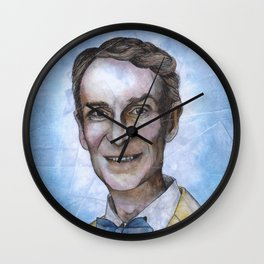 The Science Guy! Wall Clock