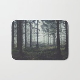 Through The Trees Bath Mat