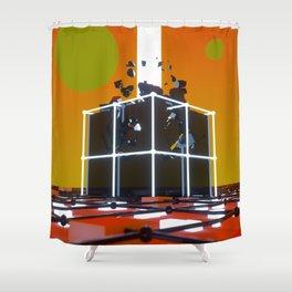 FRAUG Shower Curtain