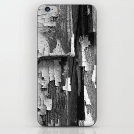 Peeled Paint iPhone Skin