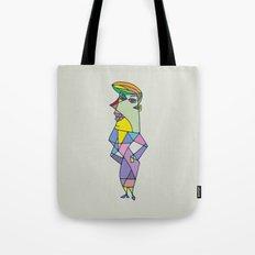 Miss Gare Tote Bag