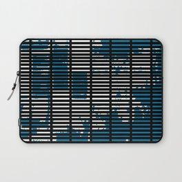 Shutters Grid Laptop Sleeve