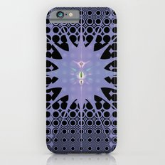 Purple Space Slim Case iPhone 6s