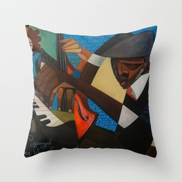 mentor Throw Pillow