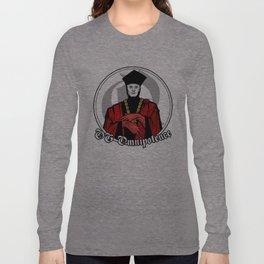 OG Omnipotence : Q - Star Trek:TNG Long Sleeve T-shirt