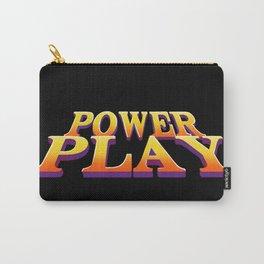PowerPlay Textlogo Carry-All Pouch