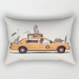 1-800-TAXIDERMY Rectangular Pillow