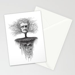 Edgar Allan Poe, Poe Tree Stationery Cards