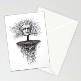 Edgar Allan Poe, Poe Tree Stationery Cards