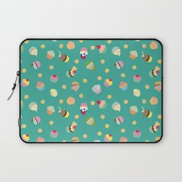 Cups & Cakes Laptop Sleeve