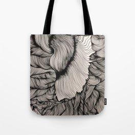 Drawing Weird Stuff Tote Bag