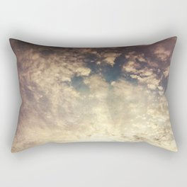 Seeing is Believing Rectangular Pillow