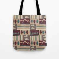 quilt Tote Bags featuring Quilt by Molly Smisko