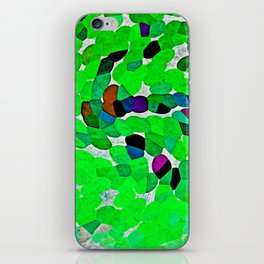 HARMONY IN GREEN iPhone Skin