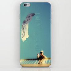 Windswept iPhone & iPod Skin