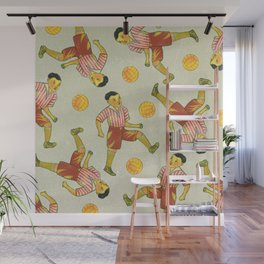 Striker Wall Mural