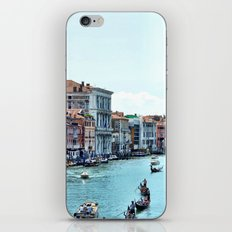 Along the Grand Canal iPhone & iPod Skin