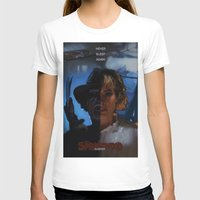 freddy krueger T-shirts featuring Freddy Krueger - Never Sleep Again by Saint Genesis