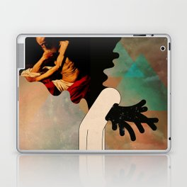 testa fusa Laptop & iPad Skin