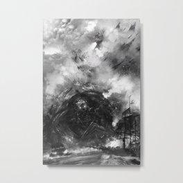 Pirates & Giants Metal Print