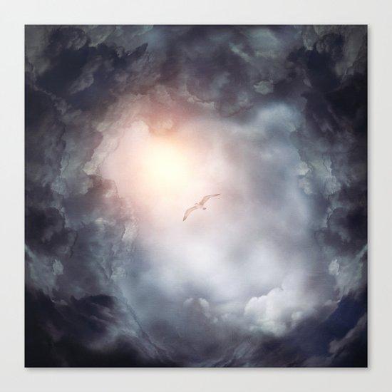 Magic in the Clouds VII Canvas Print