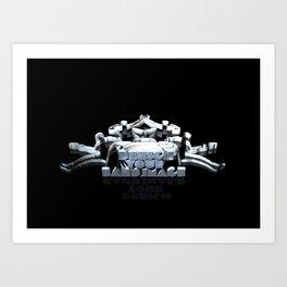 design your band image Art Print