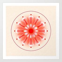 bunkou-001 Art Print