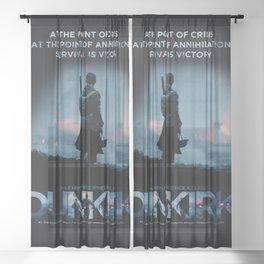 Dunkirk Sheer Curtain