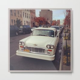 The Finer Things are Classic Metal Print